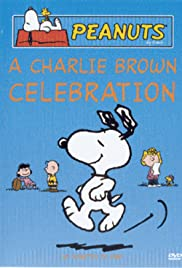A Charlie Brown Celebration Poster