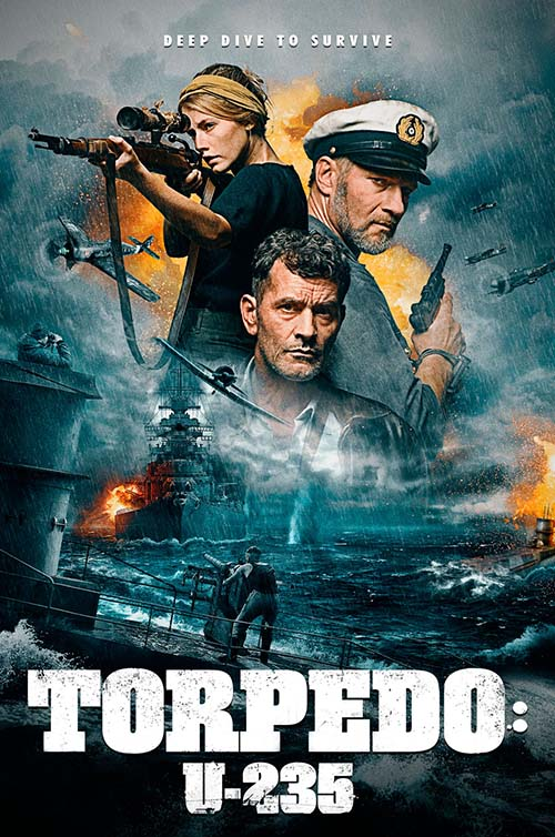 Torpedo 2019 English 321MB HDRip Download