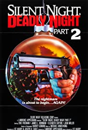 Silent Night, Deadly Night Part 2 Poster