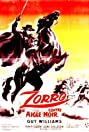Zorro, the Avenger (1959) Poster