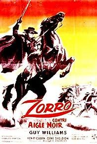 Primary photo for Zorro, the Avenger