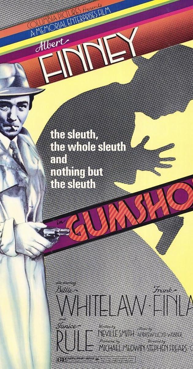 Subtitle of Gumshoe