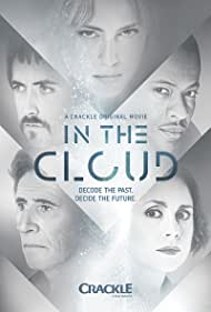 Gabriel Byrne, Justin Chatwin, Laura Fraser, Nora Arnezeder, and Tomiwa Edun in In the Cloud (2018)