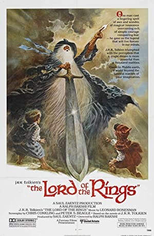 The Lord of the Rings poster