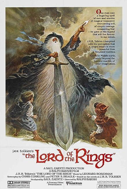 Film: Yüzüklerin Efendisi 1978