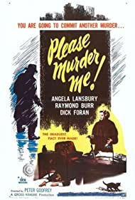 Poster for Please Murder Me!