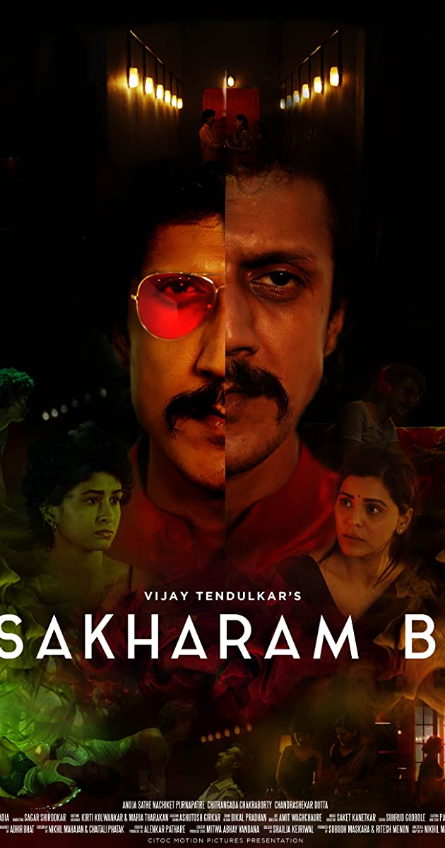 Sakharam B (2019) Hindi