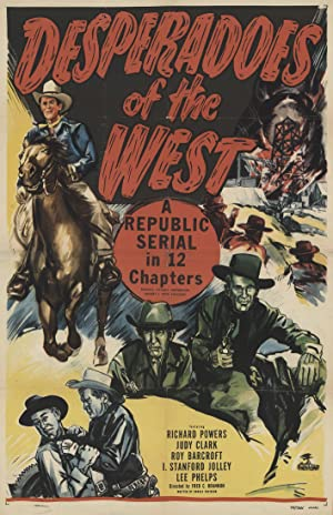 Where to stream Desperadoes of the West