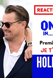 Je T'aime Cannes: Hollywood Insider at Cannes Film Festival with Once Upon A Time In... Hollywood Poster