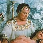 Innokentiy Smoktunovskiy and Margarita Terekhova in Rus iznachalnaya (1986)