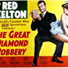 Red Skelton and Cara Williams in The Great Diamond Robbery (1954)