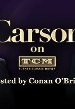 Carson on TCM