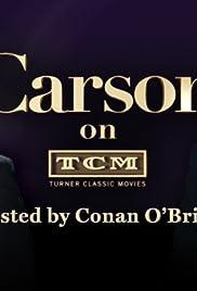 Carson on TCM Poster