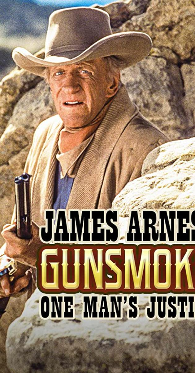 Gunsmoke: One Man's Justice (TV Movie 1994) - Filming