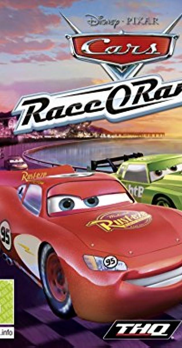 Cars Race-O-Rama (Video Game 2009) - IMDb
