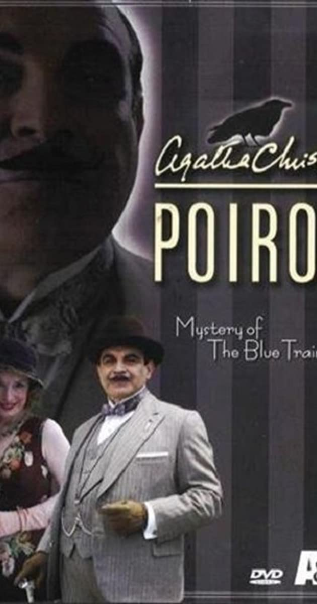 Poirot The Mystery Of The Blue Train Tv Episode 2005 Imdb