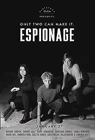Shane Jost, Jonathan Randle, and Emma Wineman in Espionage (2017)