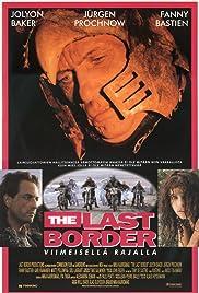 The Last Border Poster