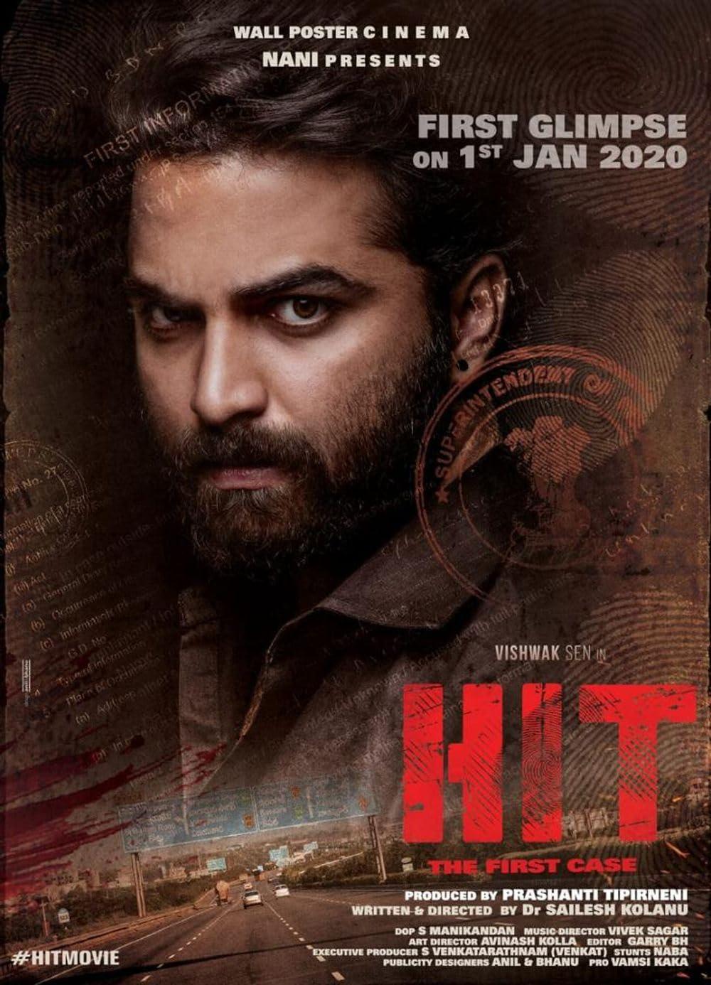 Hit (2021) Hindi Dubbed 720p HDRip 1GB Download