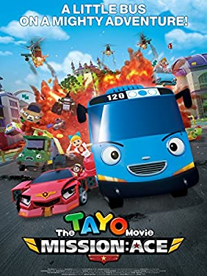 Where to stream The Tayo Movie: Mission Ace