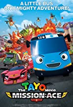 The Tayo Movie: Mission Ace