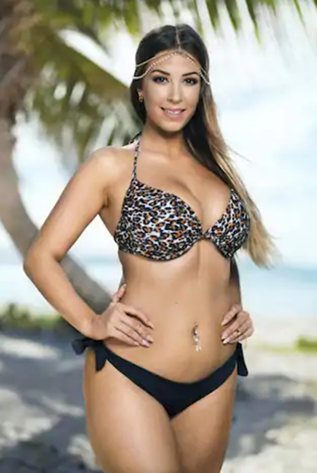 josephine ex on the beach