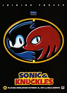 Sonic \u0026 Knuckles USA