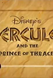 Hercules and the Prince of Thrace Poster