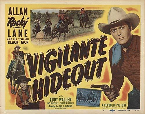 Vigilante Hideout Image One