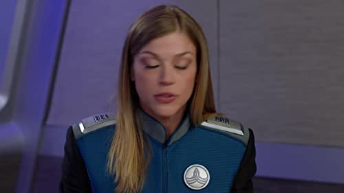 The Orville: Kelly Confirms Gordon's Request To Take The Command Test