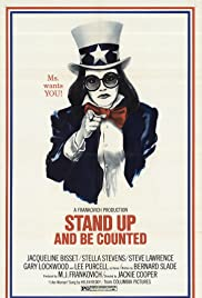 Stand Up and Be Counted Poster