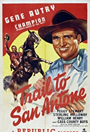 Trail to San Antone Poster