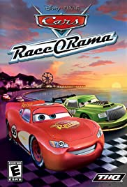 Cars Race-O-Rama Poster