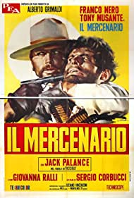 Il mercenario (1969) Poster - Movie Forum, Cast, Reviews
