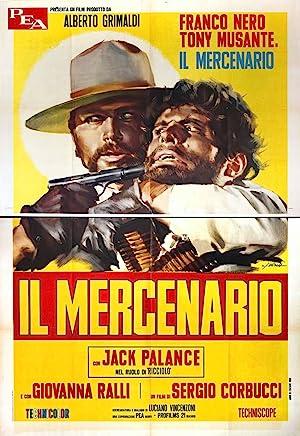 The Mercenary Poster Image