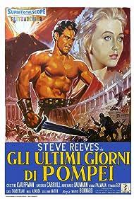 Gli ultimi giorni di Pompei (1960) Poster - Movie Forum, Cast, Reviews