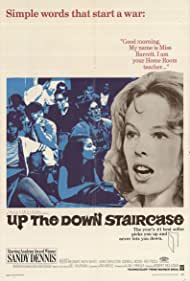 Up the Down Staircase (1967) Poster - Movie Forum, Cast, Reviews