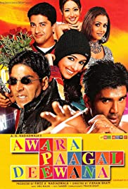 Awara Paagal Deewana (2002) Movie Watch Online thumbnail