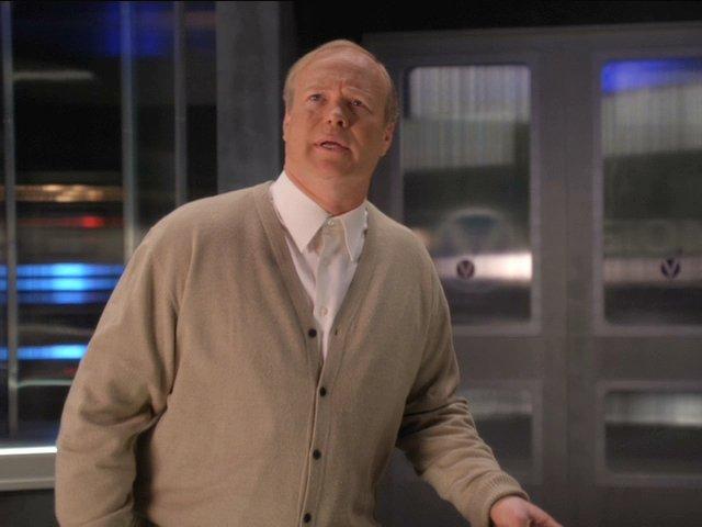 Bill Fagerbakke in Space Buddies (2009)