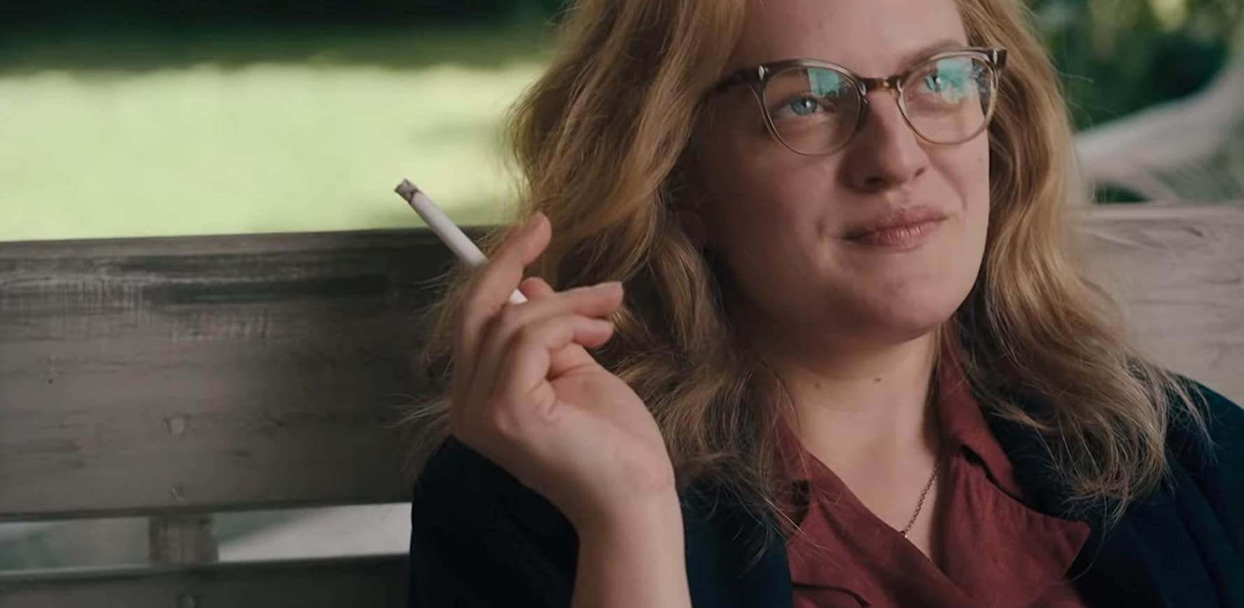 Elisabeth Moss in Shirley (2020)