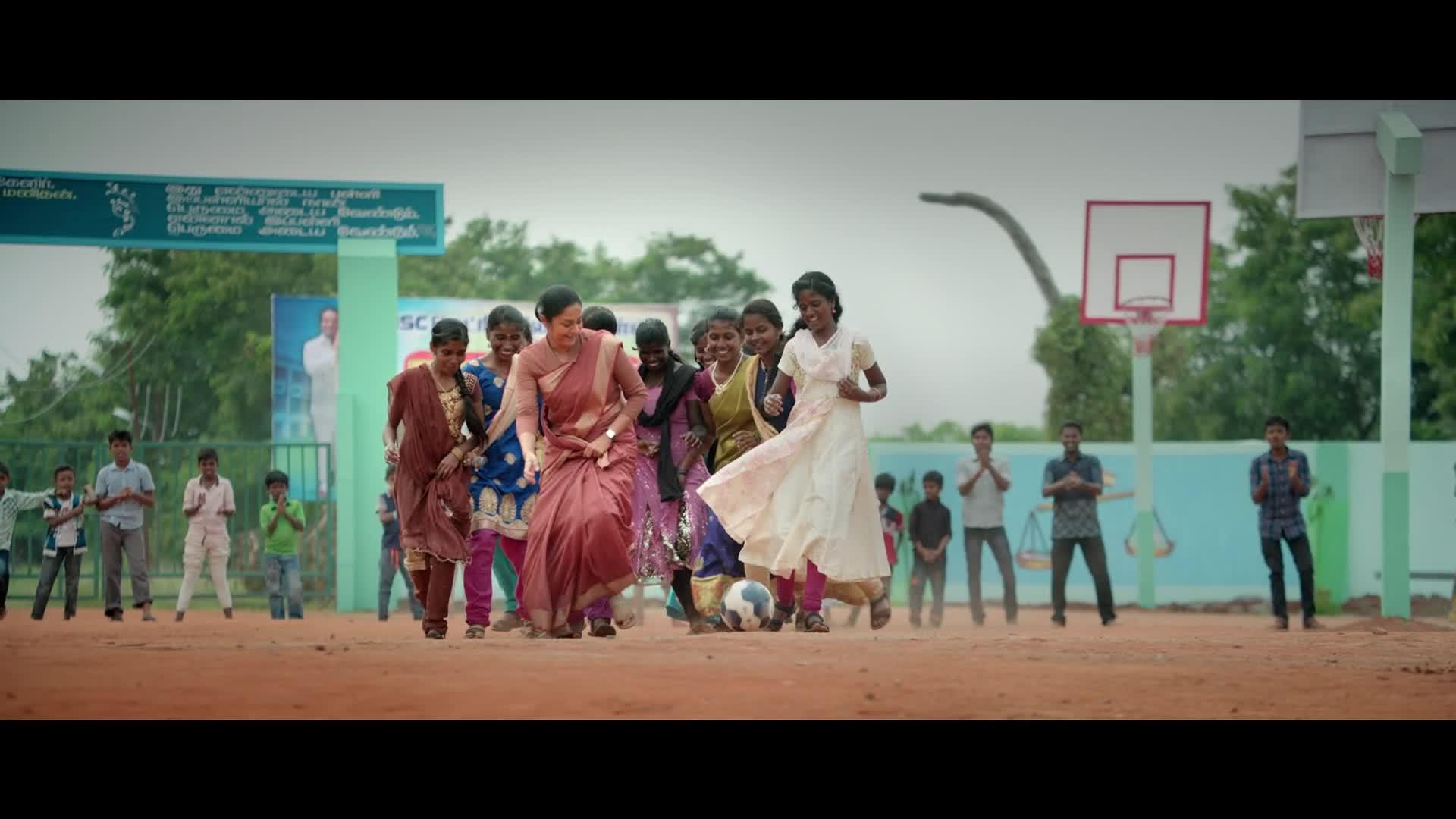 Raatchasi (Hindi Dubbed) Watch Online