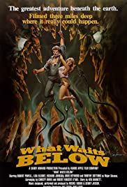 What Waits Below (1984) Poster - Movie Forum, Cast, Reviews