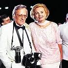Dieter Hildebrandt and Ruth-Maria Kubitschek in Kir Royal (1986)