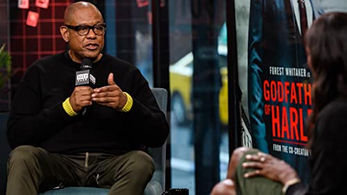 BUILD: Forest Whitaker Learned There's More Than Meets the Eye to Bumpy Johnson