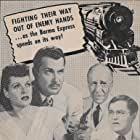 J. Edward Bromberg, Irene Hervey, Henry Stephenson, Kent Taylor, and George Zucco in Halfway to Shanghai (1942)