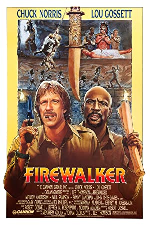 Permalink to Movie Firewalker (1986)