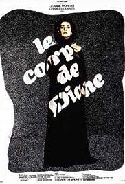 Le corps de Diane Poster