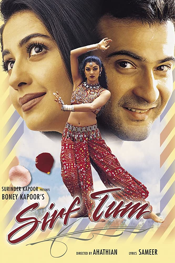 Sirf Tum 1999 Hindi Movie WebRip 400mb 480p 1.3GB 720p 3GB 1080p