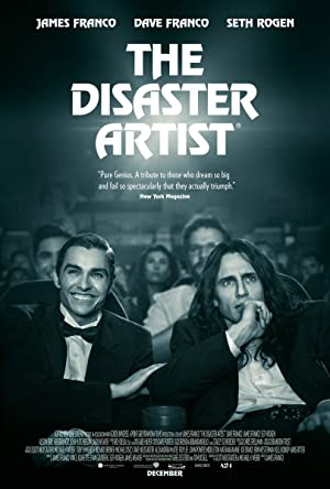 Movie The Disaster Artist (2017)