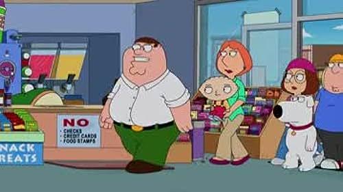 Family Guy: Springfield Seems Nice